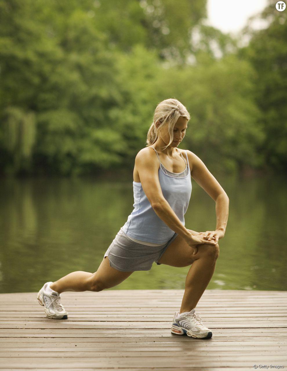 Exercices de gym pour affiner ses cuisses rapidement
