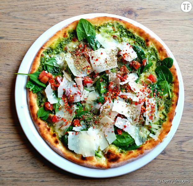 la recette de la pizza 224 la p 226 te de chou fleur dont tout le monde parle