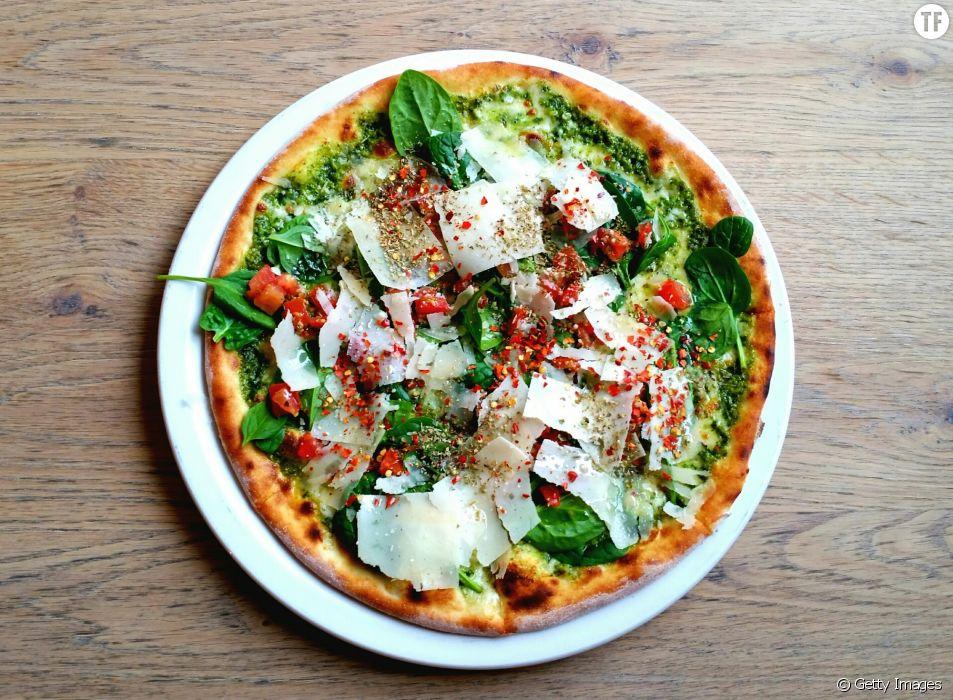 Voici la surprenante recette de la pizza à pâte de chou-fleur dont tout le monde parle!