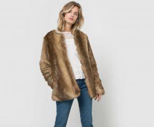 Fausse fourrure : 10 manteaux chics (et pas chers) pour passer l'hiver au chaud