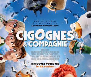 Cigognes & Compagnie des studios Warner