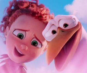 Le film d'animation Cigognes et Compagnie