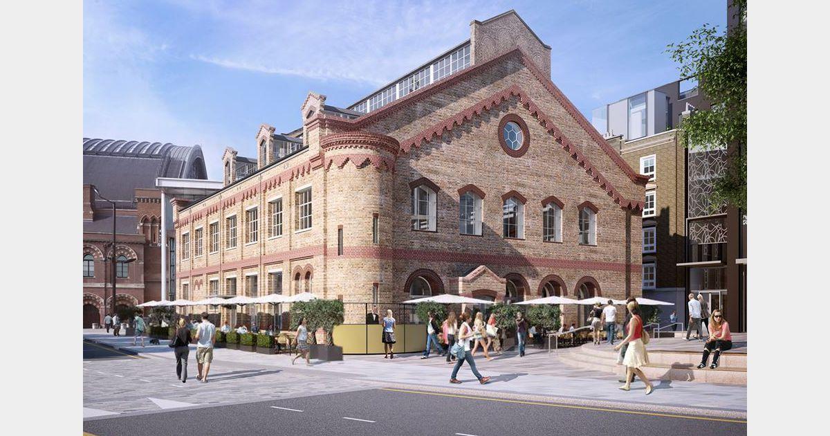 Le Plus Beau Restaurant Du Monde Se Trouve Londres