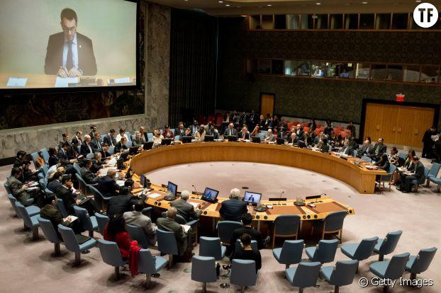 ONU : un manque de parité des plus choquants