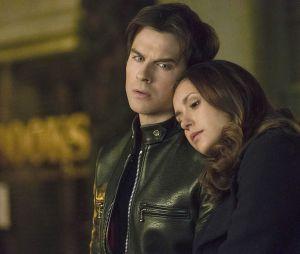 Vampire Diaries saison 8 : Ian Somerhalder parle de la fin du couple Elena et Damon