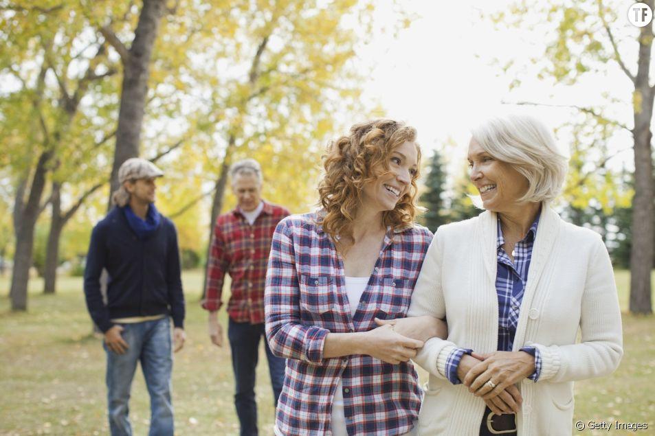 La rencontre avec la belle-famille peut nous faire gagner du temps