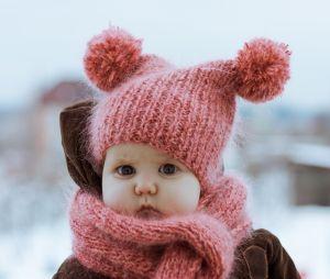 5 signes qui prouvent que votre bébé a trop froid