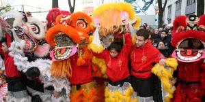 Nouvel An chinois 2017 : programme et parcours du défilé du 13e à Paris (départ et arrivée)