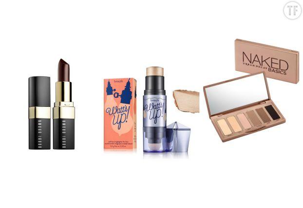 """Maquillage """"Naked eyes"""""""