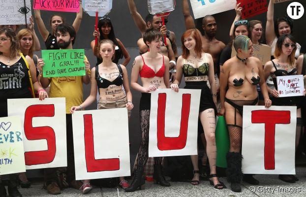 La SlutWalk de Chicago en 2013