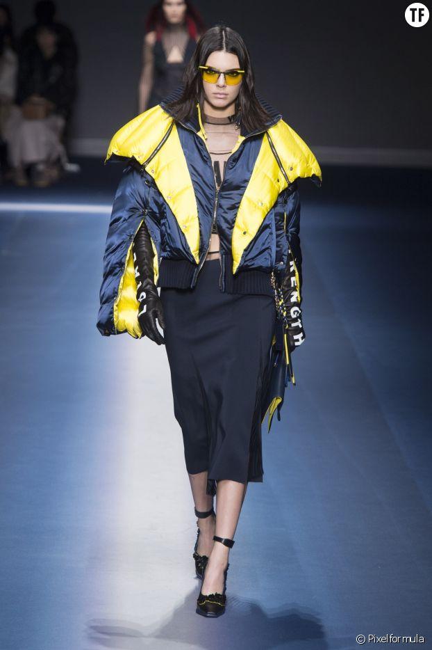 Défilé Versace automne-hiver 2017/2018