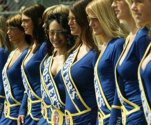 """Les """"grid girls"""" au départ des courses Formule 1, c'est fini"""