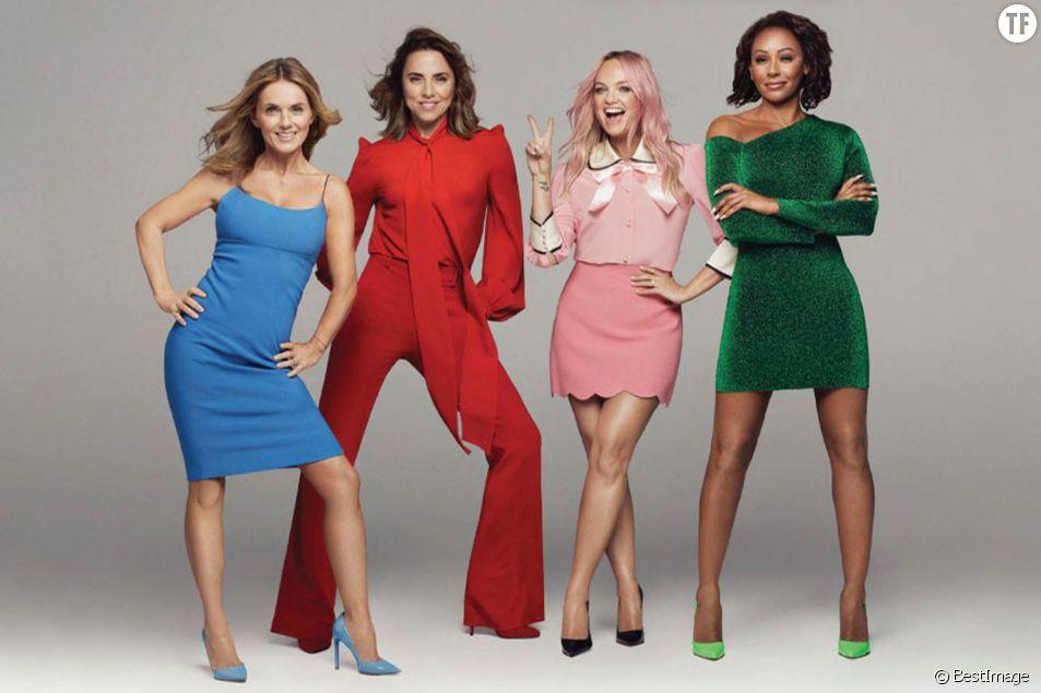 Les Spice Girls presque réunit