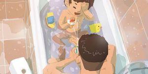 Ce papa célibataire décrit son quotidien avec de magnifiques illustrations