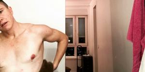 Le comédien Océan dénonce la censure absurde des tétons sur Instagram