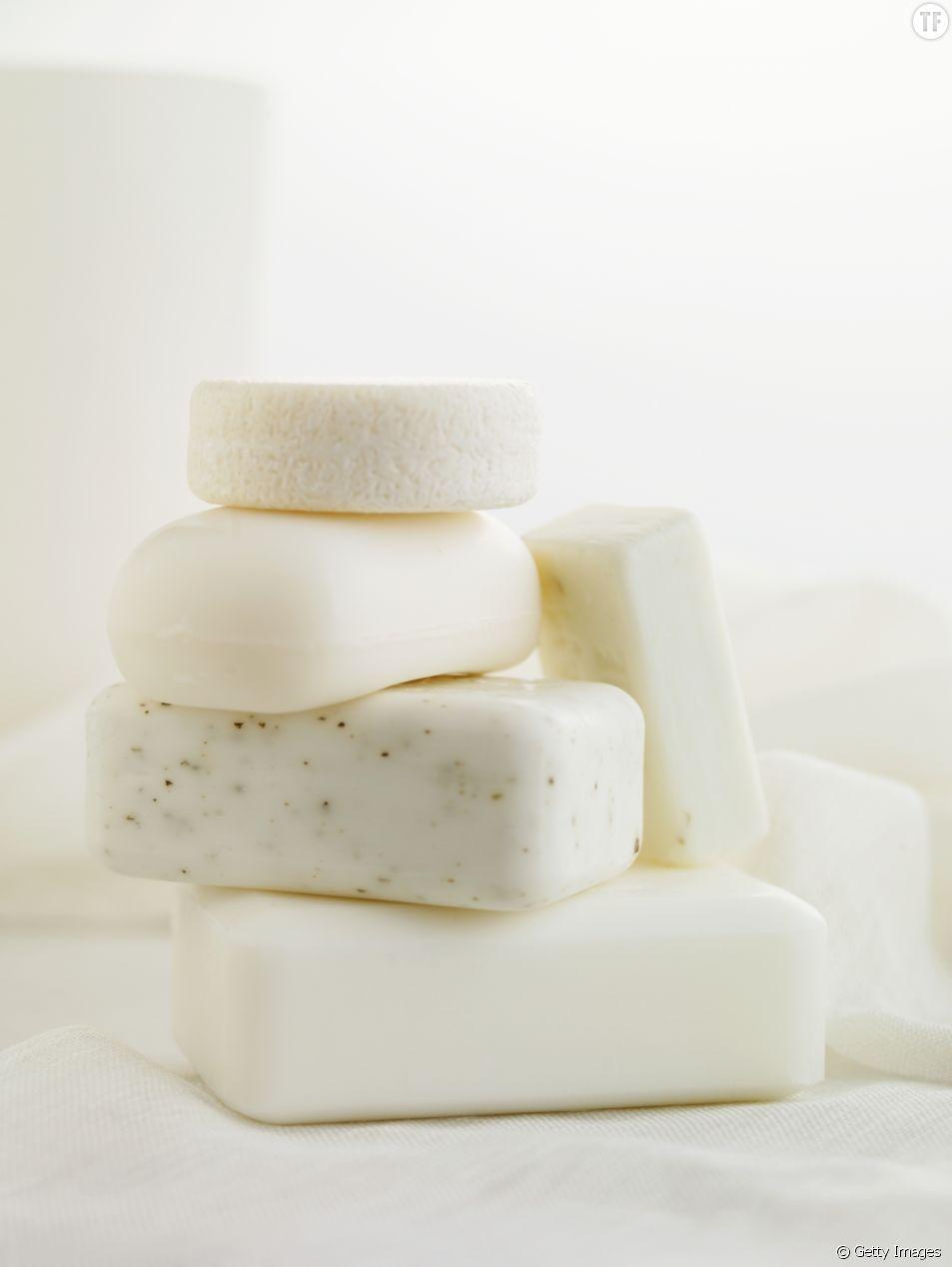 La recette du savon au lait de chèvre
