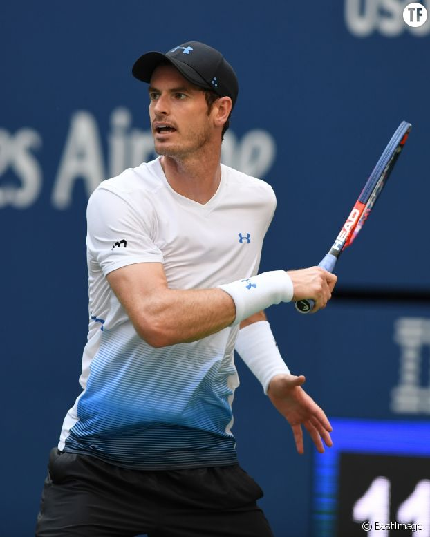 Andy Murray à l'US Open 2018