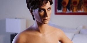 Un robot sexuel masculin pensé pour les femmes pour prendre son pied à l'infini