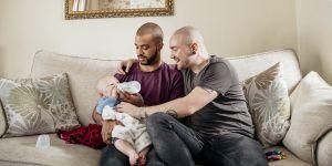 Pourquoi les pères gays sont de super parents
