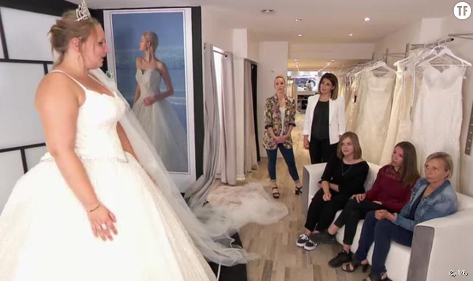 L'émission de télévision La Robe de mariée