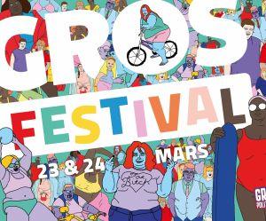 Le premier Gros Festival pour visibiliser les personnes grosses