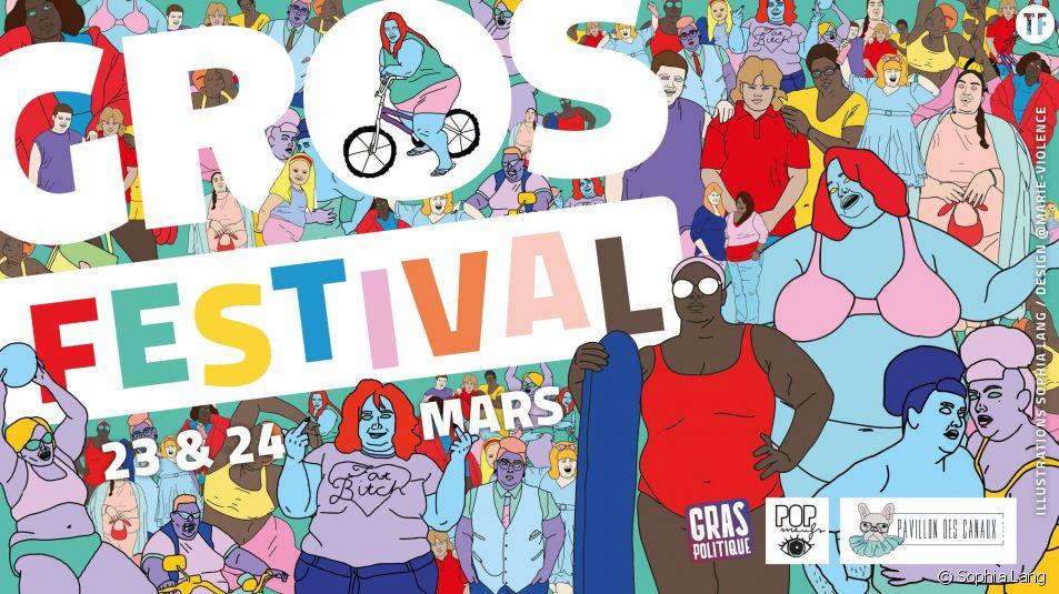 Affiche du Gros festival