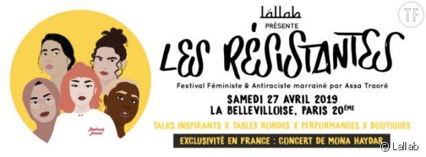 Festival Les Résistantes organisé par Lallab