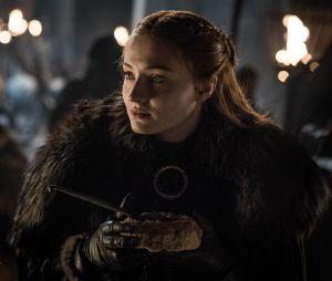 Sansa Stark dans la saison 8 de Game of Thrones