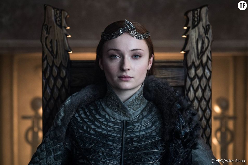 Pourquoi les cheveux de Sansa en disent long sur son émancipation
