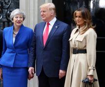 Pourquoi le cadeau de Theresa May à Melania Trump a été jugé sexiste