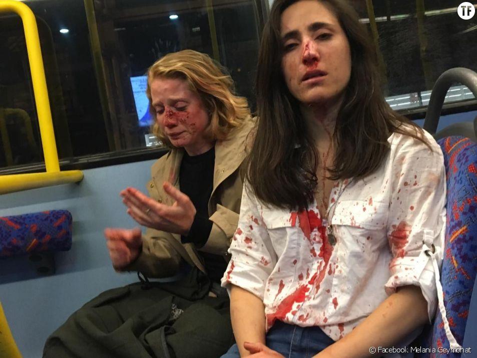 Un couple de lesbiennes agressé dans un bus à Londres