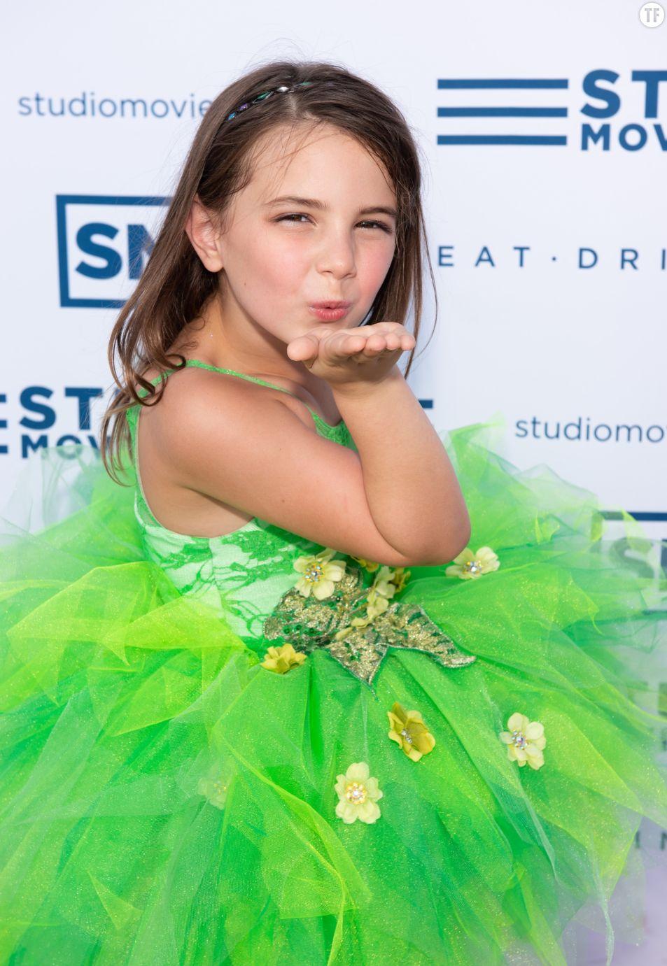 La jeune comédienne Lexi Rabe - Getty Images -