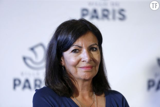 Anne Hidalgo. Getty Images.