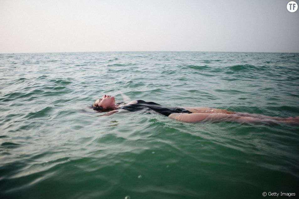 La nage fait du bien au corps des femmes.