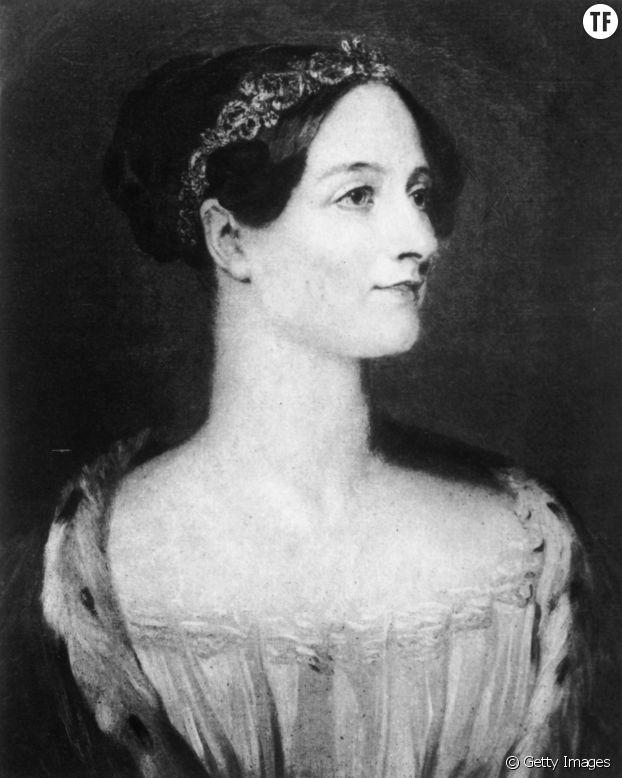 Ada Lovelace porte sur elle une histoire encombrante.