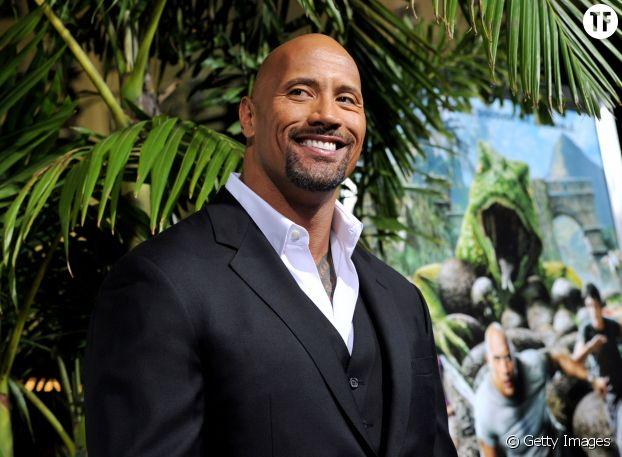"""Dwayne """"The Rock"""" Johnson demeure l'acteur le mieux payé de tout Hollywood."""