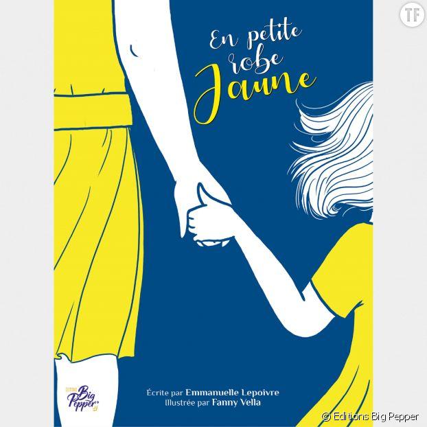 """""""En petite robe jaune"""", un récit touchant et sensible."""
