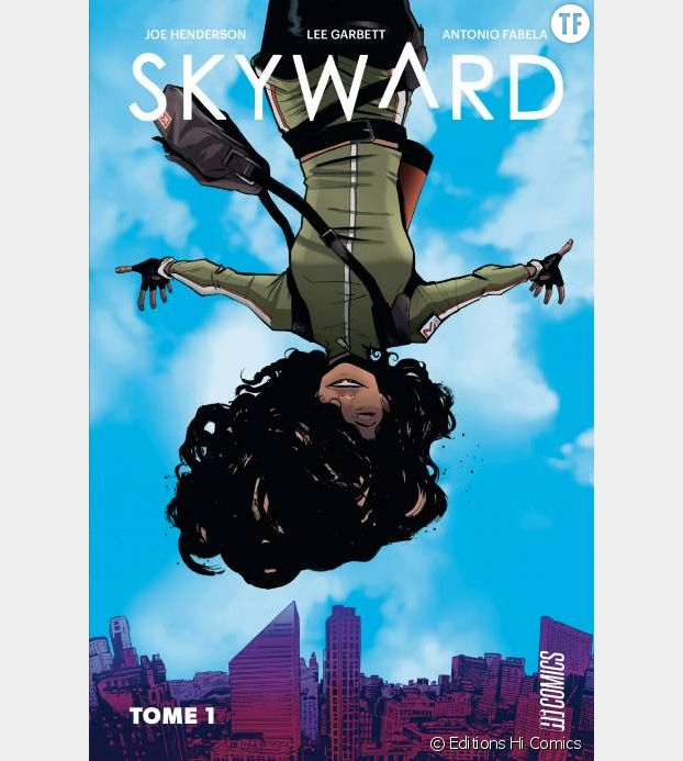 """Skyward"", un récit fantaisiste et girl power."