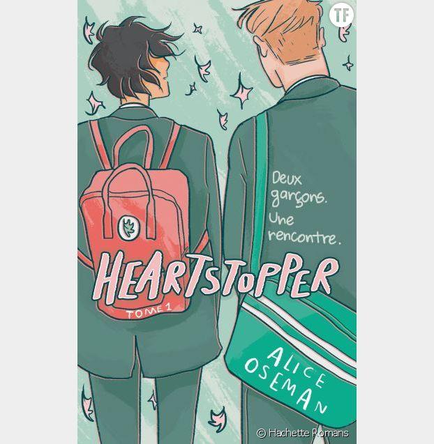 """""""HeartStopper"""", une love story ado subtile et sans clichés."""