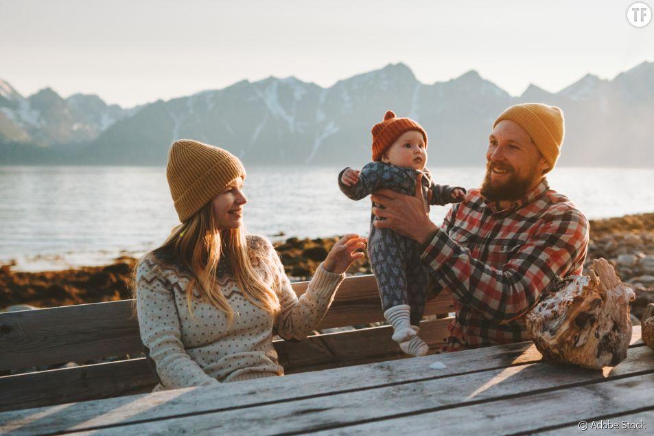 En Finlande, un congé de paternité et de maternité de 7 mois chacun
