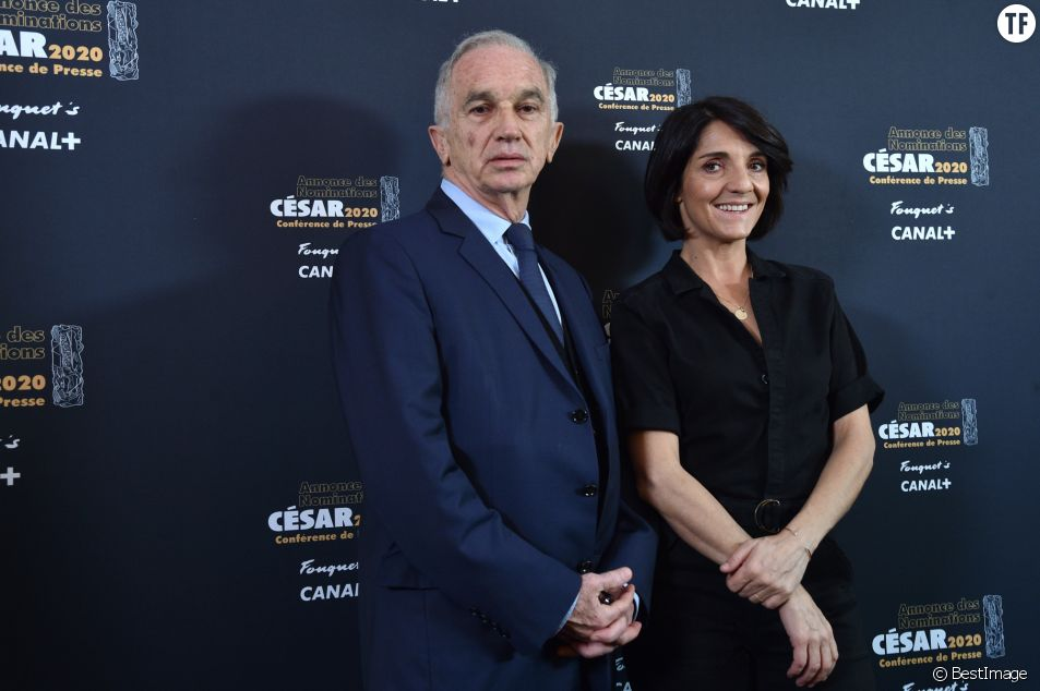 Alain Terzian, le président de l'académie des Césars depuis 2005.