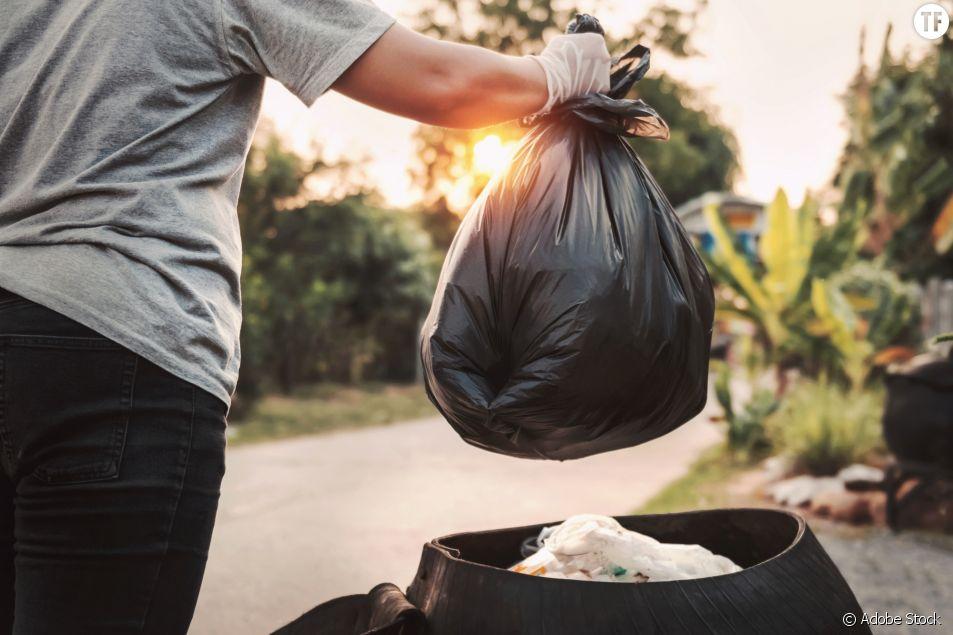 """Le recylage serait """"trop gay"""" pour certains hommes."""