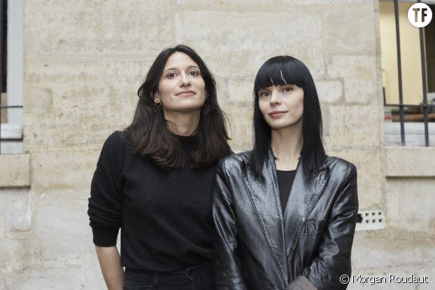 Elisa Rigoulet et Pihla Hintikka