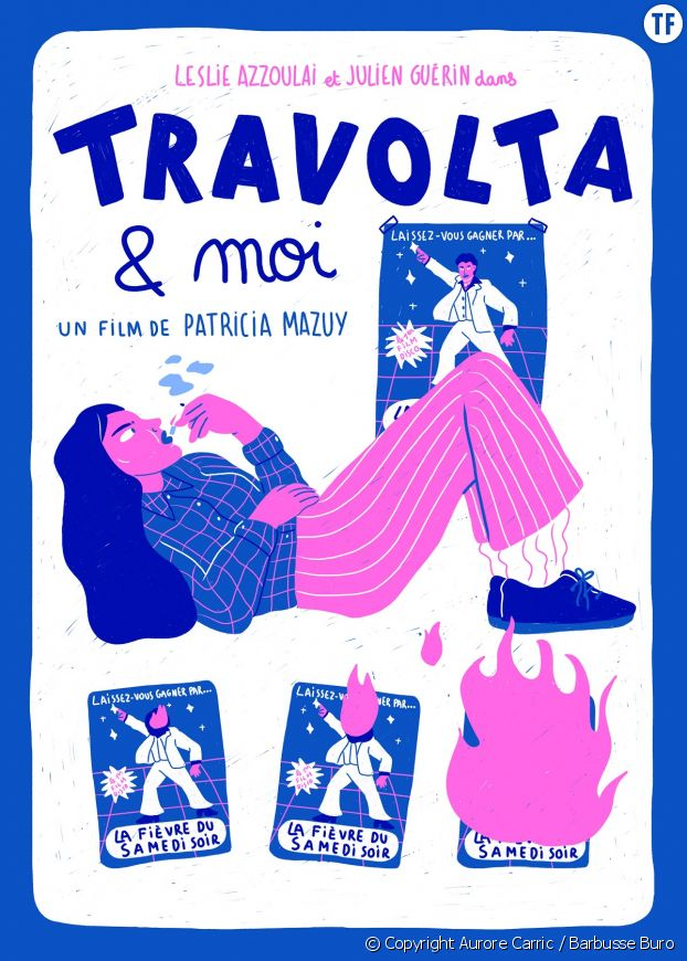 """""""Travolta et moi"""", l'adolescence autrement."""