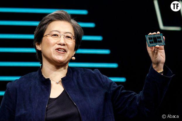 Lisa Lu, une PDG au top.