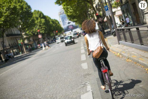 Durant la première semaine du déconfinement, l'usage du vélo a bondi de 44 % en France.