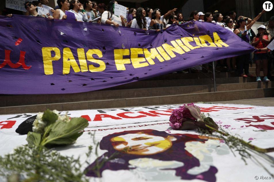 En 2016, une marche organisée au Pérou pour dénoncer l'inaction de l'Etat face aux disparitions.