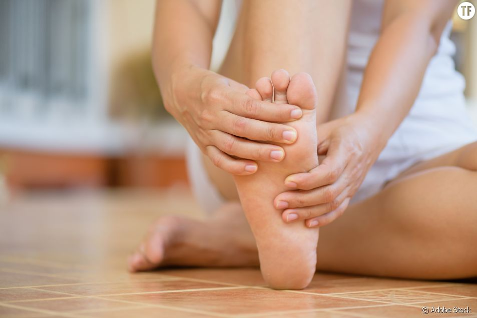 Surveillez vos orteils, ils sont peut-être un symptôme du Covid