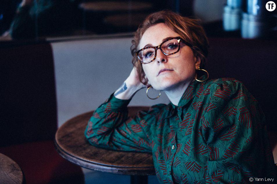L'autrice Valérie Rey-Robert