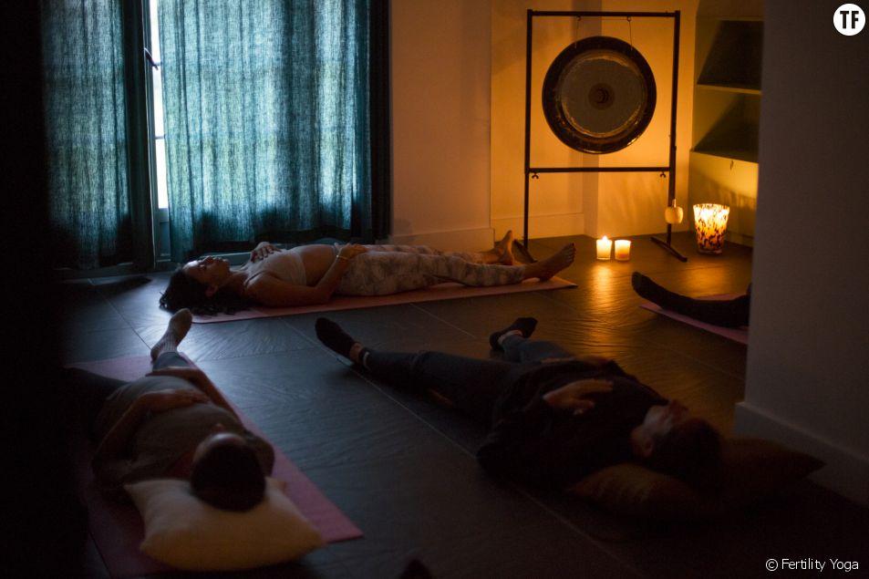 Comment le yoga peut aider à booster la fertilité